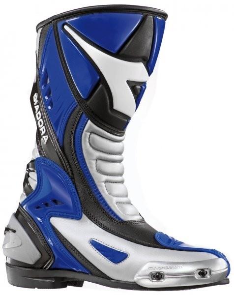 2918bf44400 EAGLE FX modré - silniční boty Diadora