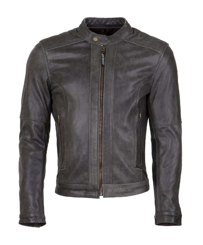 cb843f7e61b DRIFT - pánská kožená bunda INFINE - kožené bundy