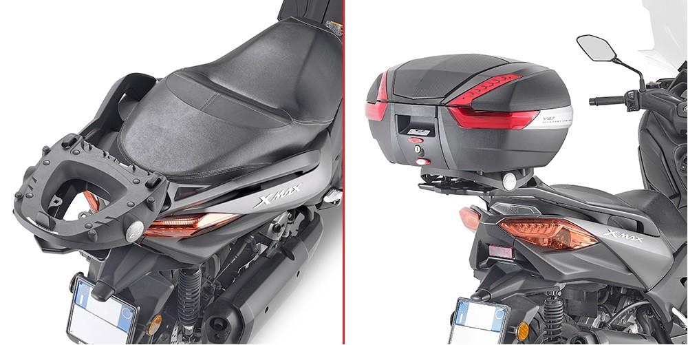 KR2150 nosič kufru YAMAHA X-MAX 125-300-400  (17-20)