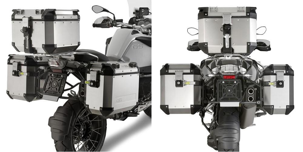 KL5108CAM nosič bočních kufrů BMW R 1200 GS / Adventure (13-18) / 1250 GS / Adventure (19-20)