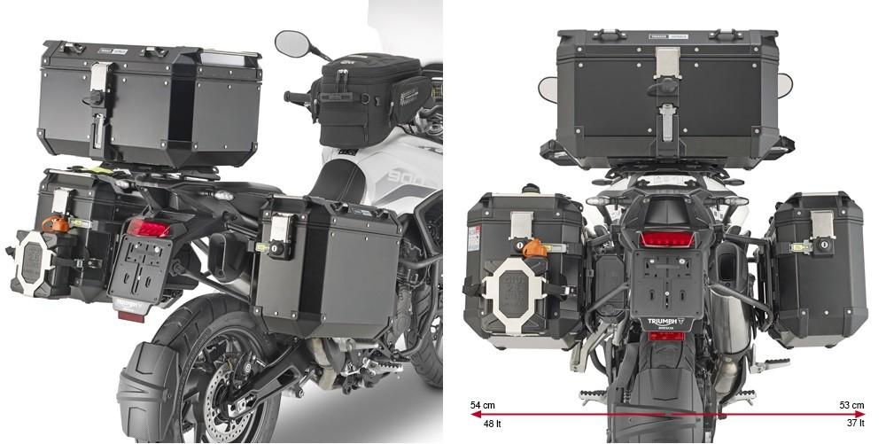 KLO6415CAM nosič bočních kufrů TRIUMPH Tiger 900 (20)