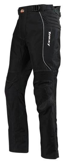 CLIMBER E4502H - pánské černé moto kalhoty Ixon XS