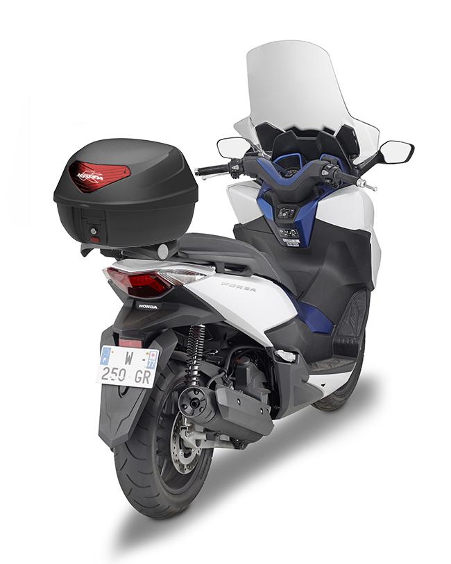 K29N - moto kufr Kappa