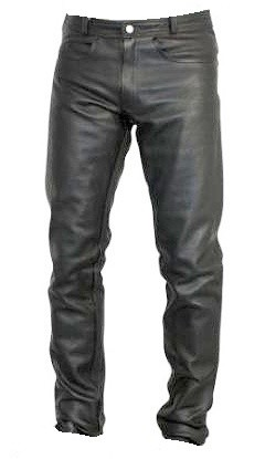 RO-2 - pánské kožené kalhoty ROLEFF - 54