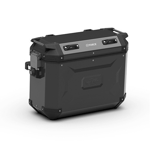 K´Force KFR37BL - levý boční hliníkový moto kufr CAM-SIDE KAPPA