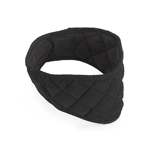 HAC215 - NECK SAFER černý zimní nákrčník HEVIK