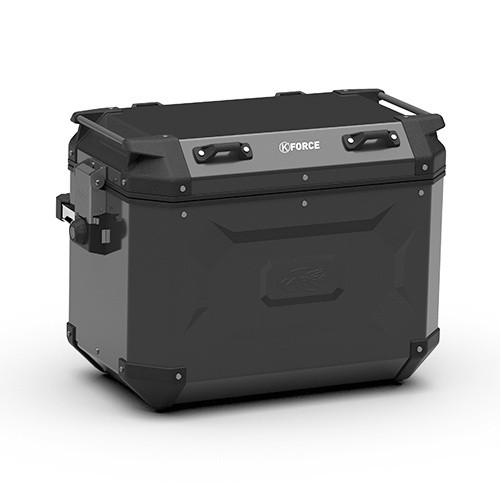 K´Force KFR48BL - levý boční hliníkový moto kufr CAM-SIDE KAPPA