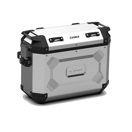 K´Force KFR37AR - pravý boční hliníkový moto kufr CAM-SIDE KAPPA