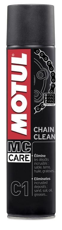 CHAIN CLEAN 400 ml - MOTUL