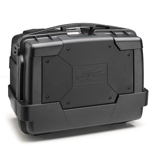 KGR46N GARDA - černý moto kufr KAPPA