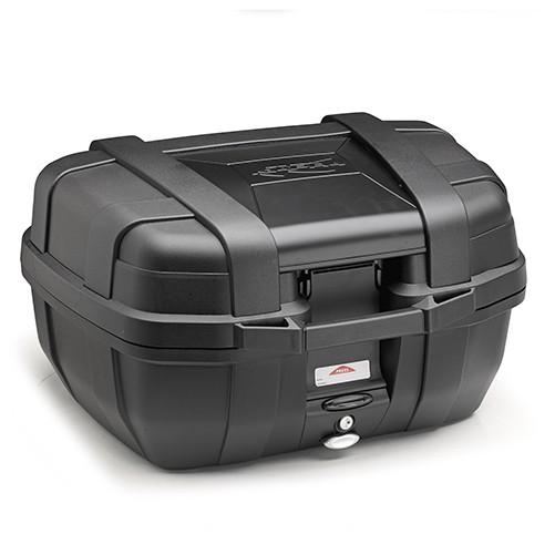 KGR52N GARDA - černý moto kufr KAPPA