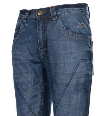 P-ACTIVE II NN - dámské kevlarové jeans NAZRAN - L