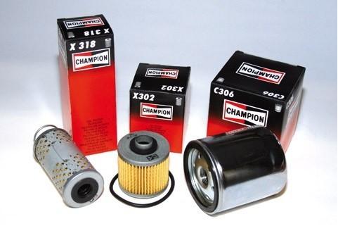 X310 - olejový filtr CHAMPION