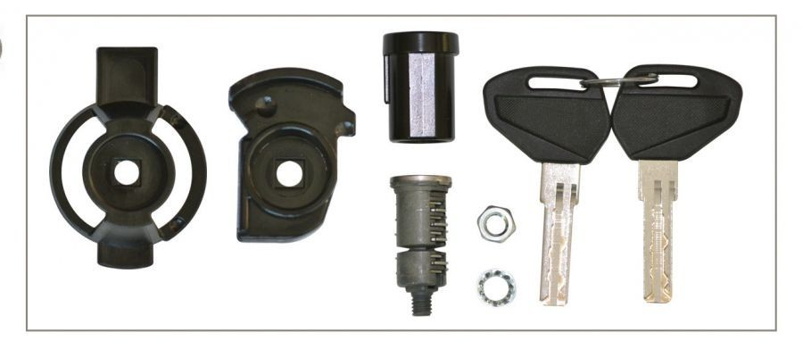 KSL101 - bezpečnostní zámek na kufry KAPPA