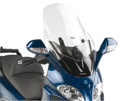 KD229ST čiré plexi PIAGGIO X9 200-250-500 Evolution (03-08)