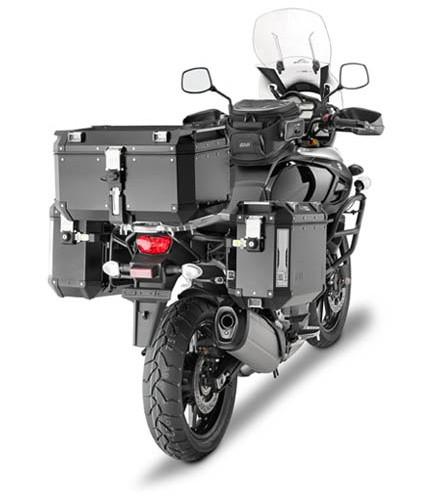 KL3105CAM nosič bočních kufrů SUZUKI DL 1000 V-STROM (14-19)
