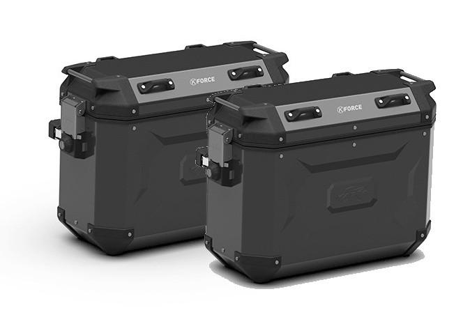 K´Force KFR37BPACK2 - sada bočních hliníkových moto kufrů CAM-SIDE KAPPA