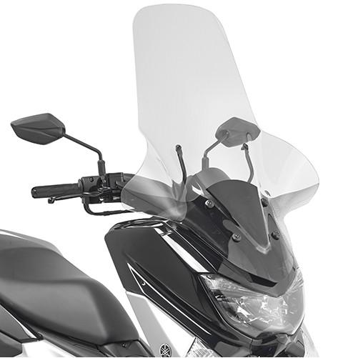 2123DTK čiré plexi YAMAHA N-MAX  125  (15–20)
