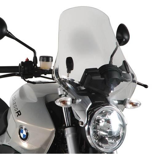 147AK čiré plexi BMW R 1200 R / 1250 R (11-19) - A147AK - mont.sada