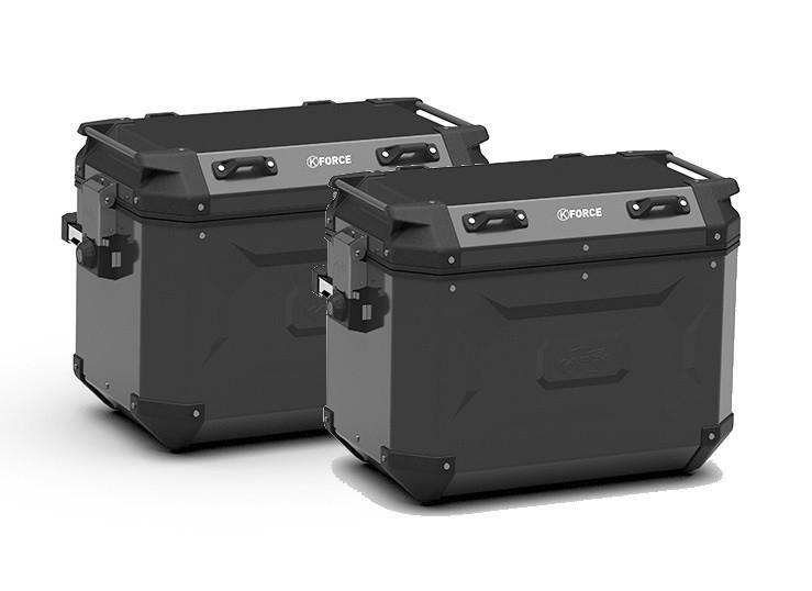 K´Force KFR48BPACK2 - sada bočních hliníkových moto kufrů CAM-SIDE KAPPA