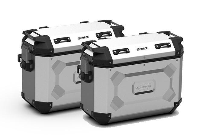 K´Force KFR37APACK2 - sada bočních hliníkových moto kufrů CAM-SIDE KAPPA