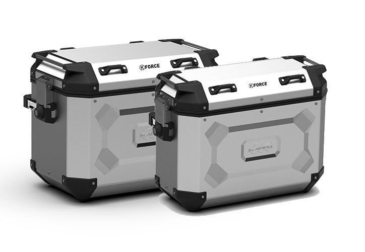 K´Force KFR4837APACK2 - sada bočních hliníkových moto kufrů CAM-SIDE KAPPA