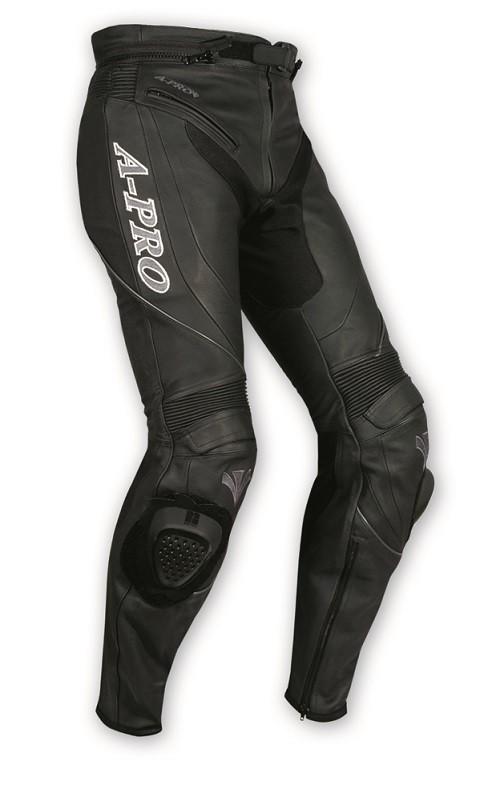 INTREPID - pánské kožené kalhoty A-pro - 32