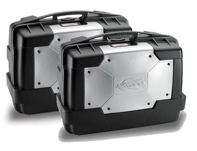 KGR33PACK2 GARDA - sada bočních motokufrů KAPPA
