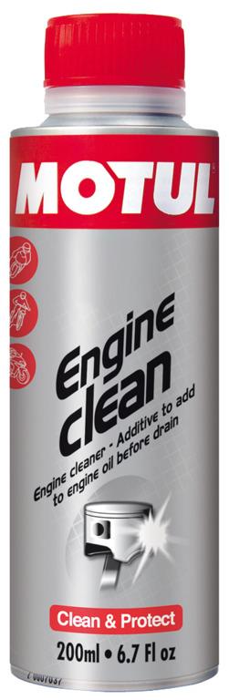 ENGINE CLEAN 200 ml - MOTUL