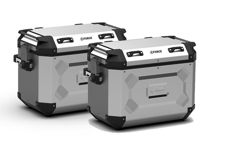 K´Force KFR48APACK2 - sada bočních hliníkových moto kufrů CAM-SIDE KAPPA