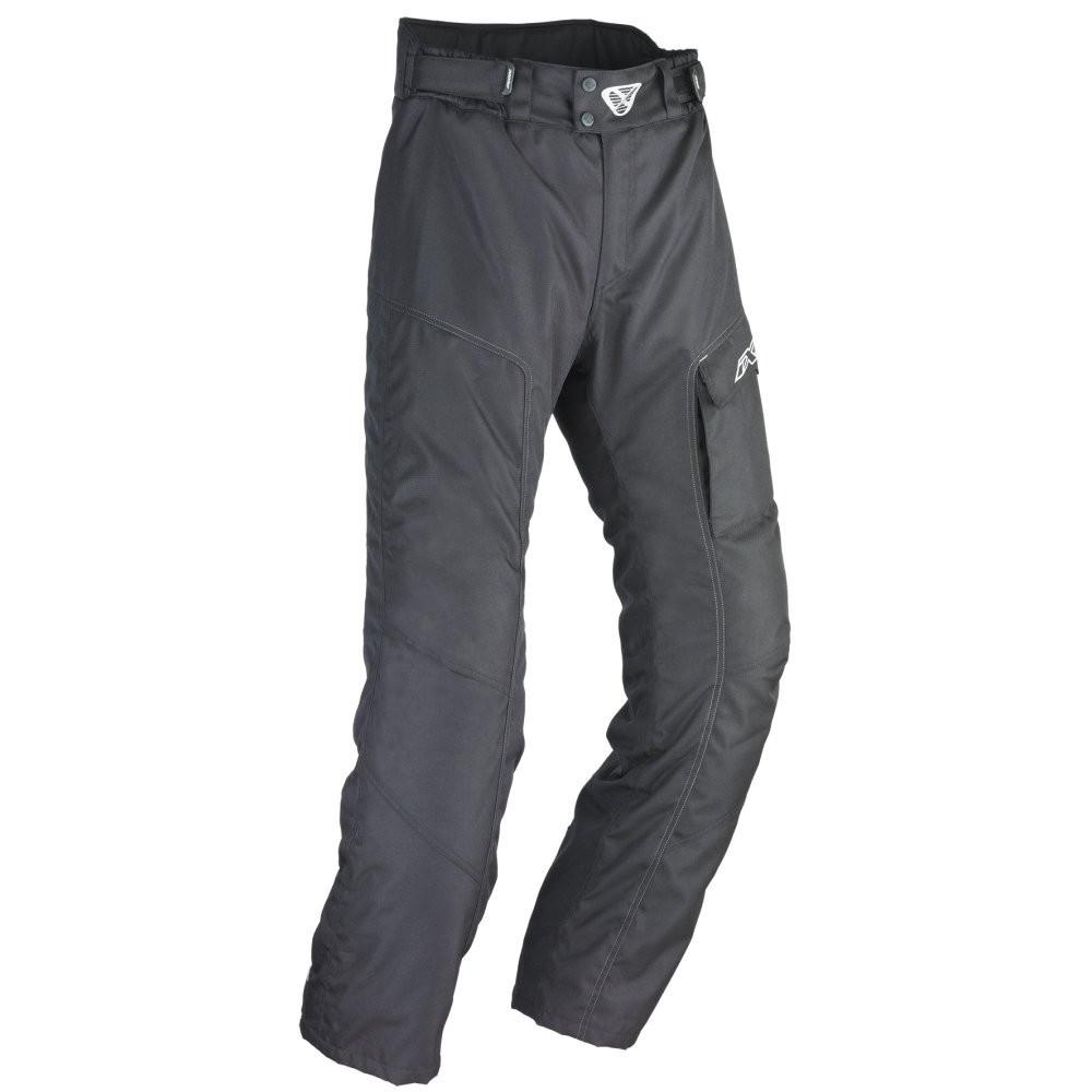 SUMMIT C - nadměrné pánské černé moto kalhoty IXON C-2XL