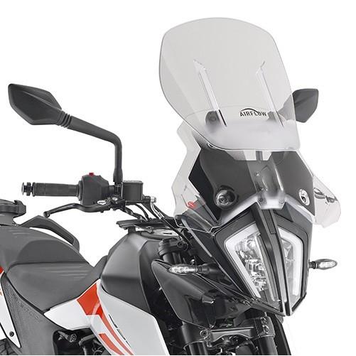 KAF7711 nastavitelné plexi KTM 390 Adventure  (20)