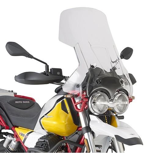 KD8203ST čiré plexi MOTO GUZZI V85 TT (19-20)