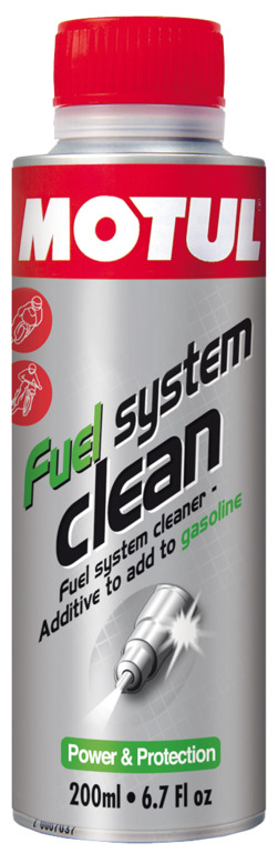 FUEL SYSTEM CLEAN 200 ml - MOTUL