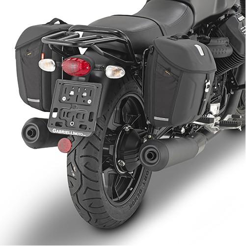 TMT8201 nosič bočních brašen MOTO GUZZI V7 III Stone / Special / Night Pack  (17-20)