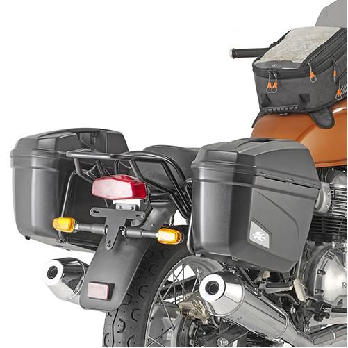 KL9051 nosič bočních kufrů ROYAL ENFIELD Interceptor 650  (19-20)