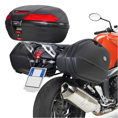 KLXR691 nosič bočních kufrů BMW K 1200 R (05-08) / K 1300 R (09-16)