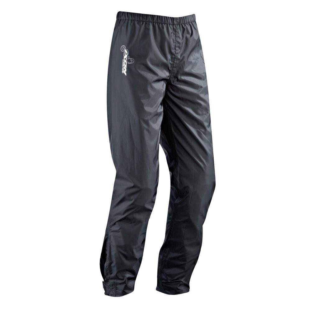 COMPACT LADY PANT - 1001 dámské černé nepromok kalhoty IXON - 2XL