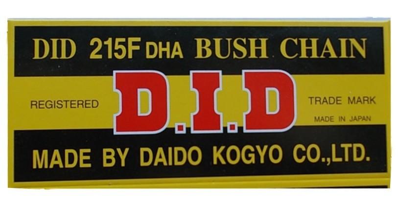 215 F - rozvodový řetěz D.I.D.