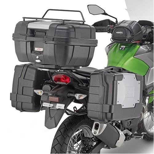 KL4121 nosič bočních kufrů KAWASAKI VERSYS X 300  (17-20)