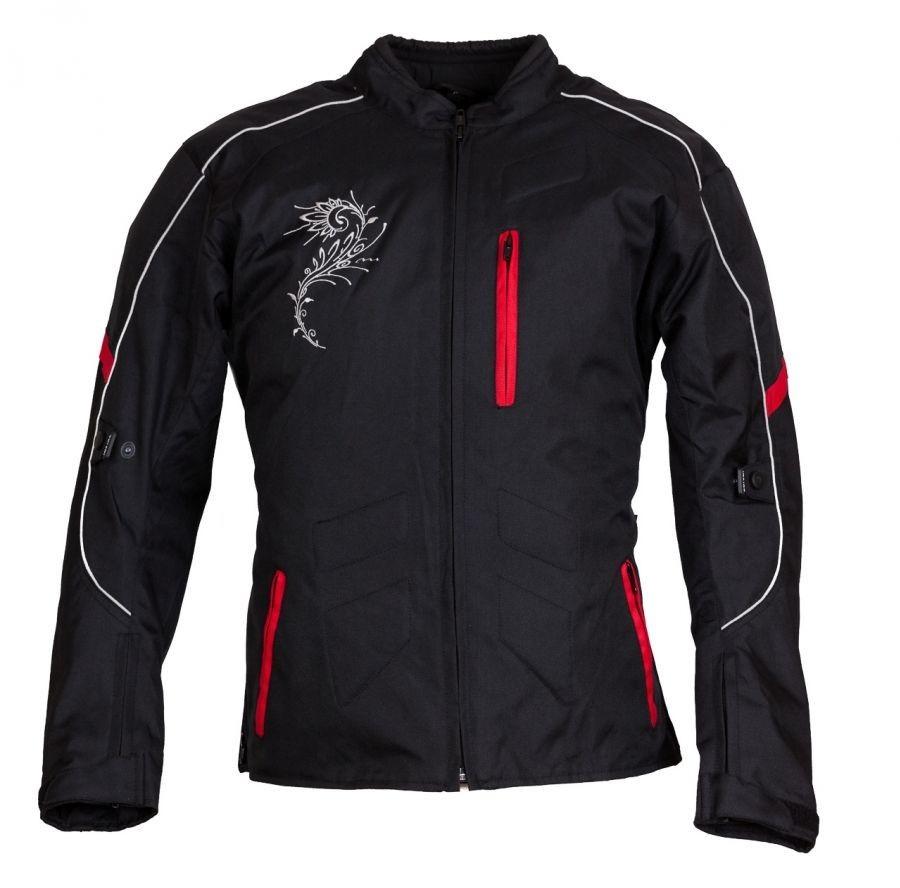 EVE dámská textilní bunda INFINE M