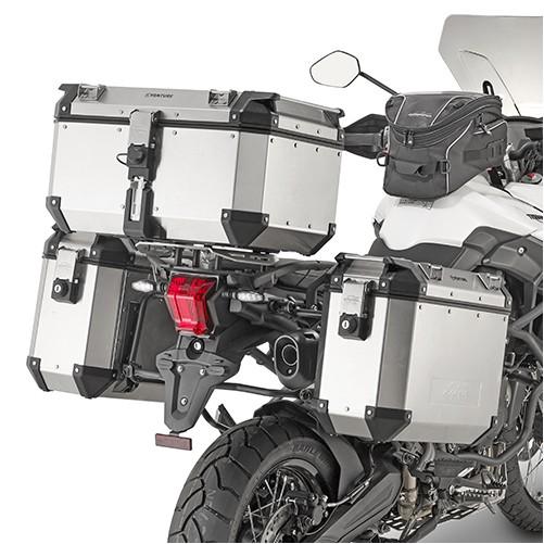 KLR6413 nosič bočních kufrů Rapid TRIUMPH Tiger 800 XC/XR (18-19)