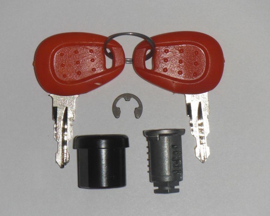 K500 - náhradní zámek na kufry KAPPA