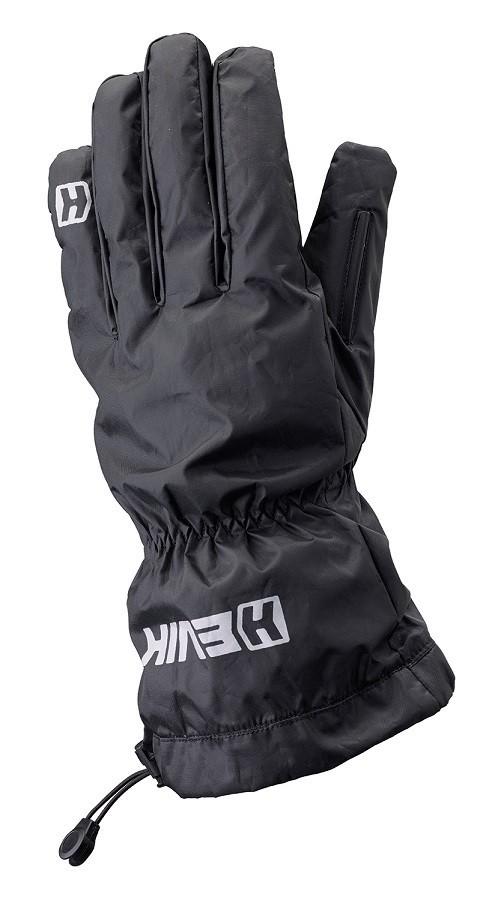 HCW100 - černé nepromok návleky na rukavice HEVIK M