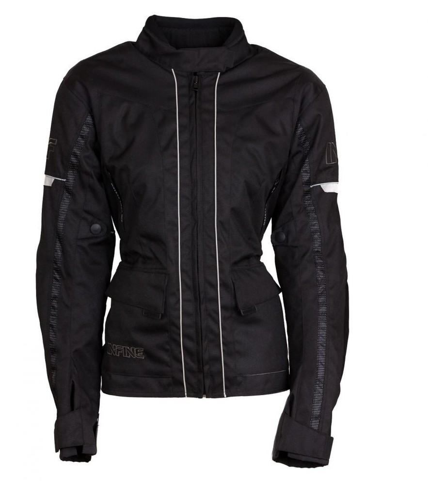 CHARMING dámská textilní bunda INFINE L