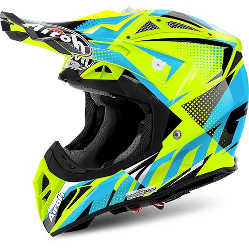 AVIATOR 2.2 FLASH AV22FL31 - off-road helma Airoh