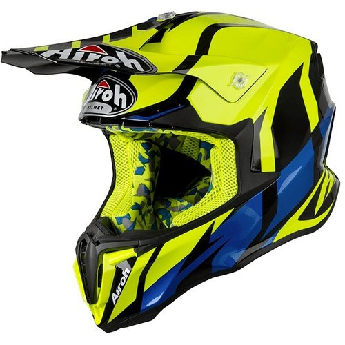 TWIST GREAT TWGR17 - off-road helma AIROH